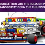GCQ Bubble: Here are the Rules on Public Transportation in the Philippines – La grande area di Manila è chiusa in una grande bolla di quarantena generale per la ripresa dei contagi