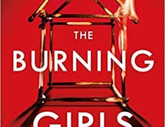 CJ TUDOR – THE BURNING GIRLS